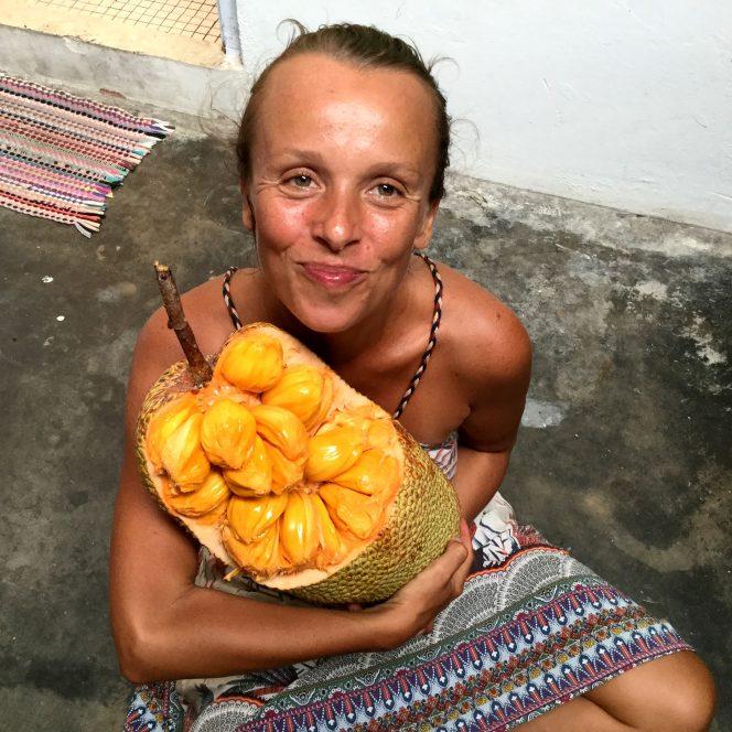 Stil de viata doar cu fructe