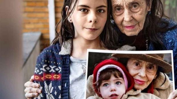 Adriana Iliescu, mama în vârstă de 66 de ani