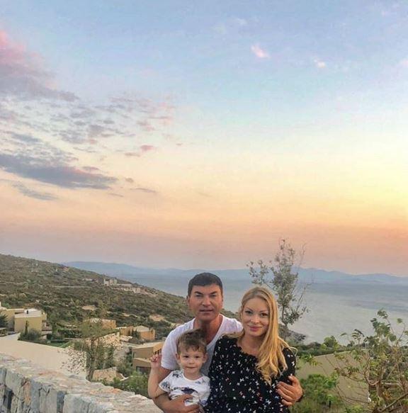 Valentina Pelinel și Cristi Borcea se bucură din plin de luna de miere