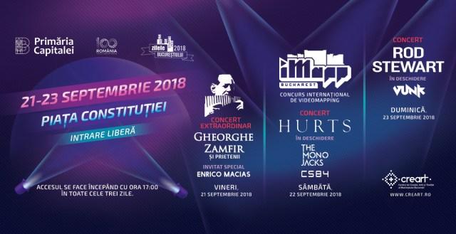 Zilele Bucureștiului vor uimi si de aceasta data spectatorii