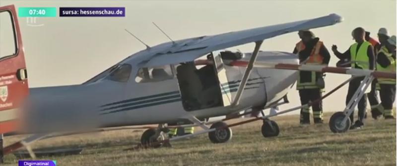 Pilotul nu a mai putut redresa avionul și a intrat în plin într-un grup de oameni care făceau o plimbare pe munte