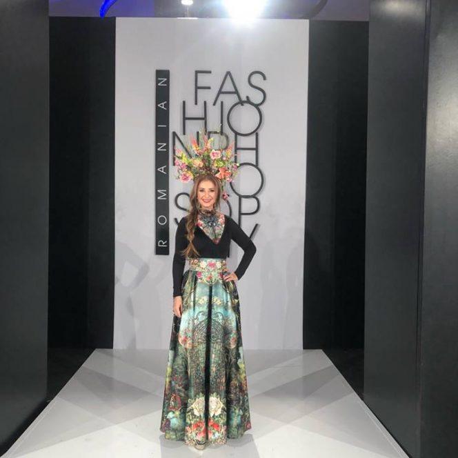 Anamaria Prodan, îmbrăcată în vestimentația brand-ului din a doua ediție a RFP