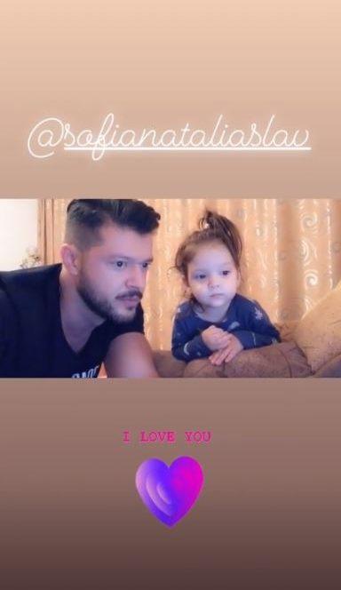 Mesajul trasnmis în mediul online de Bianca Drăgușanu