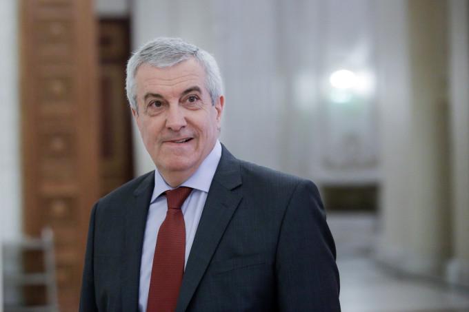 Călin Popescu Tăriceanu, audiat marți în comisia SPP