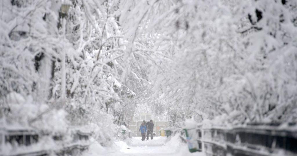 Ultima ora! Vine iarna, in Romania! Anuntul meteorologilor: