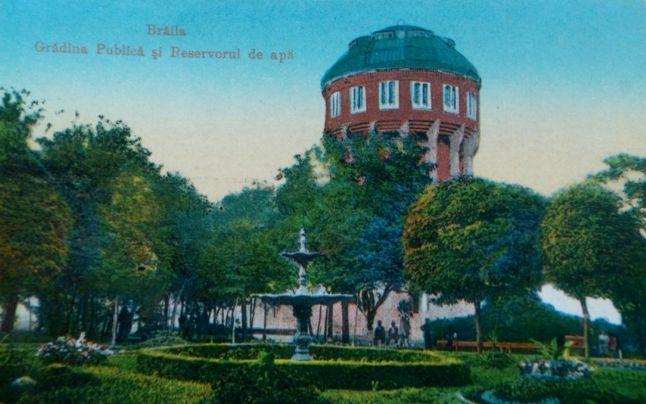Castel de apă din Brăila