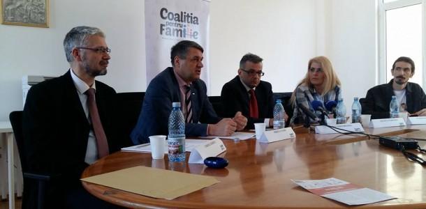 Coaliția pentru familie aduce acuze grave și susține că referendumul a fost boicotat