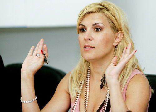 Elena Udrea a fost arestată de pe stradă, de Interpol, în data de 3 octombrie
