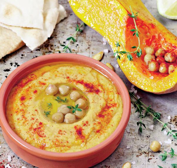 De ce e bine să mănânci Humus. 14 beneficii pentru un organism de fier și o sănătate la fel