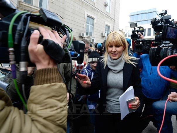Elena Udrea, fostului Ministru al Turismului spune că se simte revoltat în inchisoare