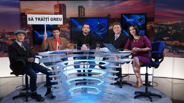 """Emma Zeicescu prezintă emisiunea """"Perfect Imperfect"""" la TVR"""