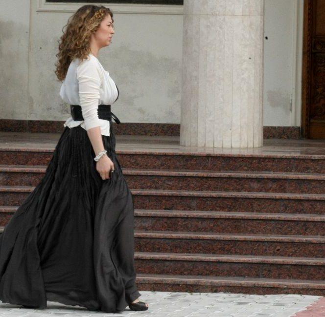 Fosta Elena Stoica, actuală Copos