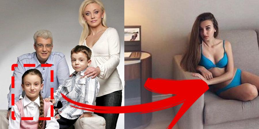Fiica lui Cătăin Crișan, imagini BOMBĂ! A pozat îmbrăcată sumar, iar imaginile au ajuns pe net! Cât e de frumoasă Daria!
