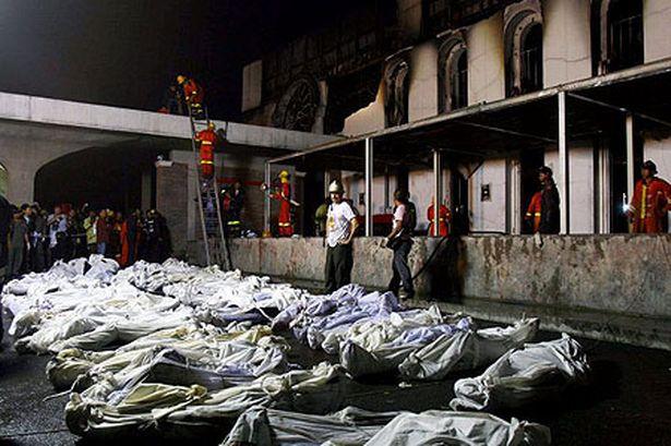 Ianuarie 2009, Bangkok, Thailanda, 67 de morți