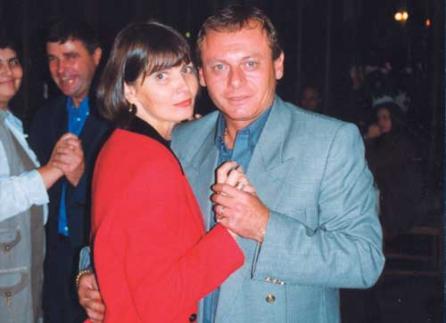 Dana Balaci i-a fost mereu alături soțului său, Ilie Balaci