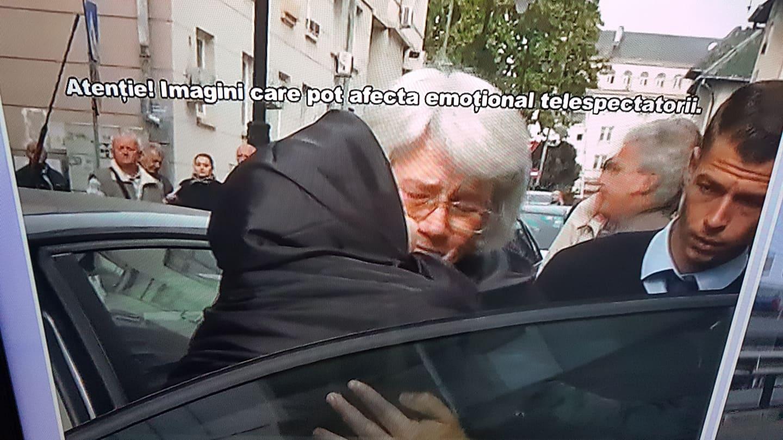 Inmormantare Ilie Balaci. Mama acestuia a fost rapusa de durere