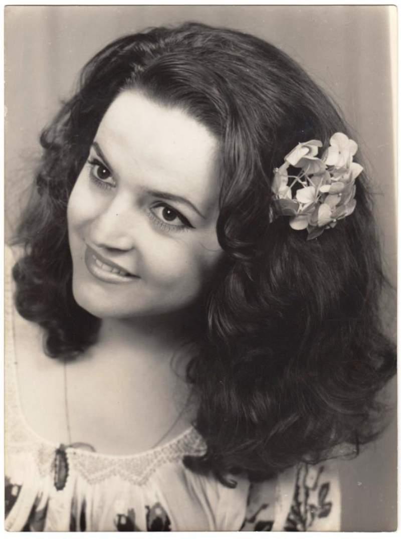 Maria Cârneci arată excepțional la 65 de ani