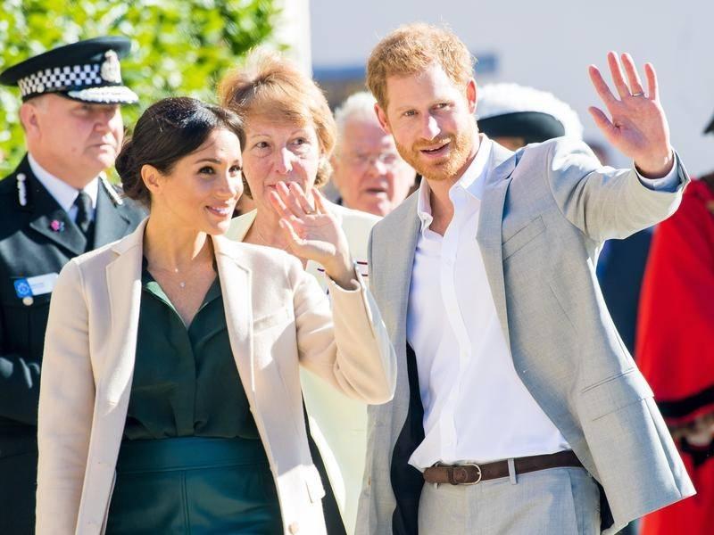 Meghan Markle este însărcinată, iar bebelușul ei va răsturna ierarhia tronului britanic