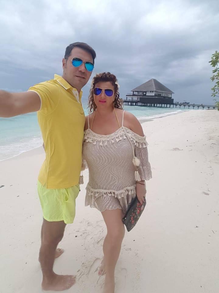 Mihaela Borcea și iubitul ei, Sorin Rap, au petrecut o vacanță exotică împreună, chiar în zilele în care a avut loc nunta lui Cristi Borcea cu Valentina Pelinel
