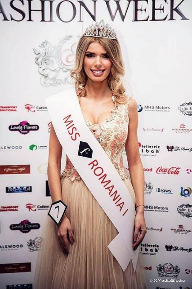 Ioana Filimon a câștigat Miss Global Model of the World