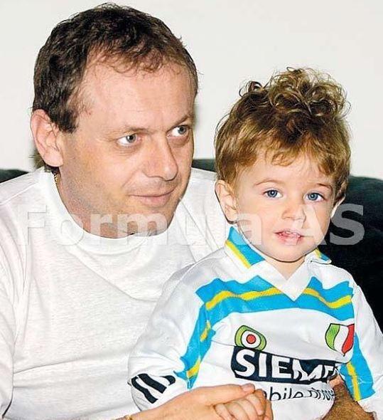 Ilie Balaci era un familist convins, își iubea enorm nepoții