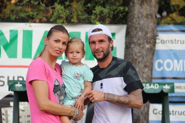 Eveline, fetița Lianei Balaci, este prințesa familiei