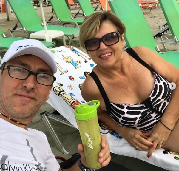 Nicoleta Voica a fost în vacanță în Grecia, alături de soțul ei și s-a pozat în costum de baie