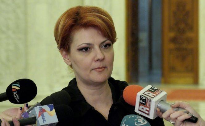 Ministrul Muncii, Lia Olguța Vasilescu, despre punctul de pensii dublat