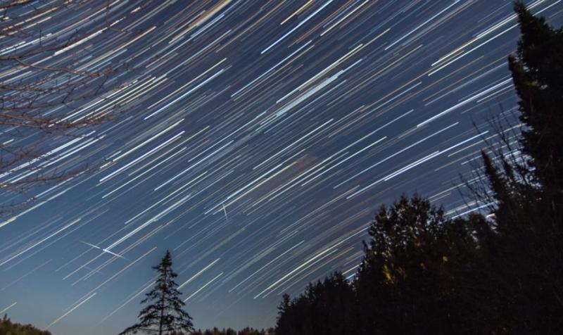 Orionidele vor face spectacol pe cerul României pe 21 octombrie