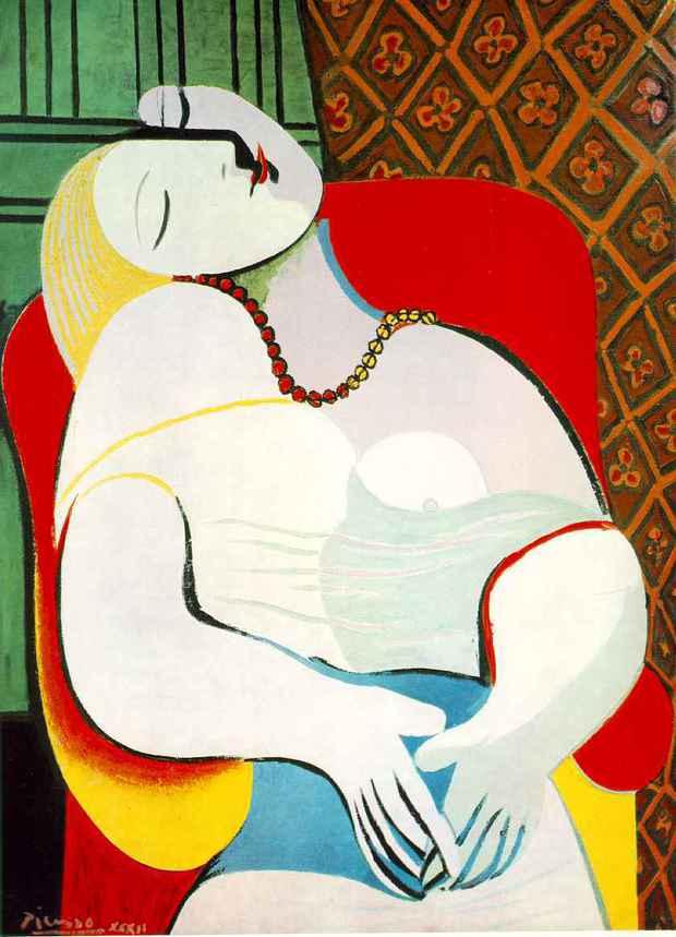"Pablo Picasso - ""Visul"", 158.580.000 de dolari"
