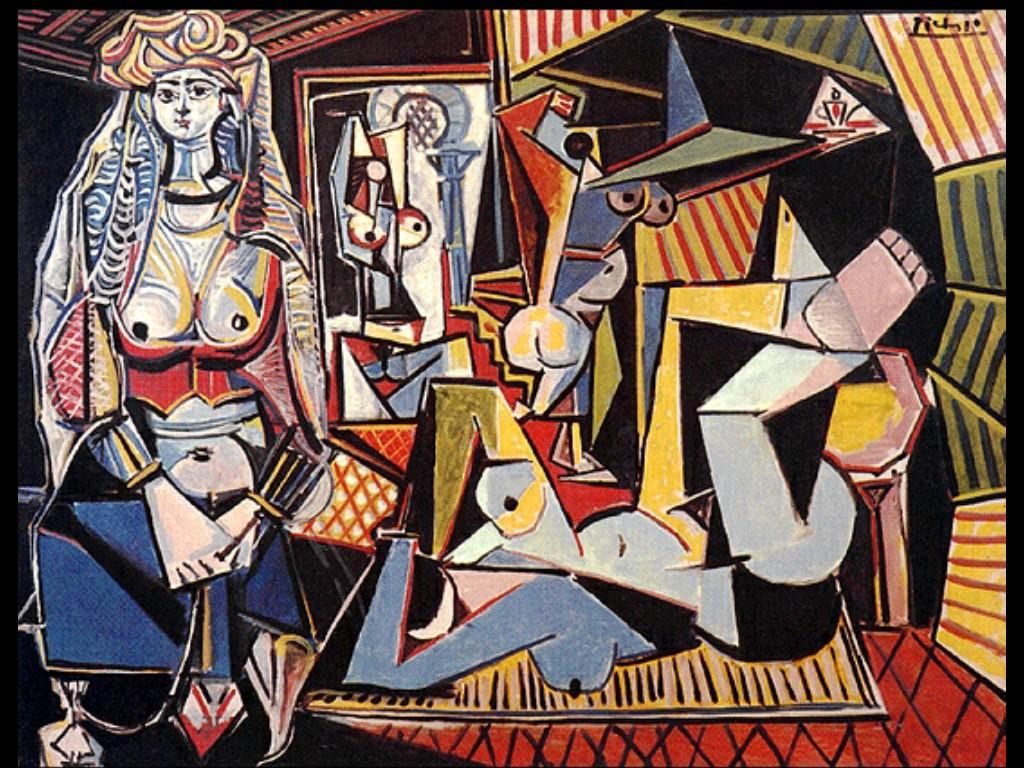 "Pablo Picasso - ""Femeile din Alger"", 179.400.000 de dolari"