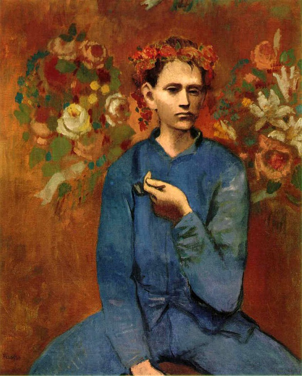 "Pablo Picasso - ""Băiat cu pipă"", 104.168.000 de dolari"