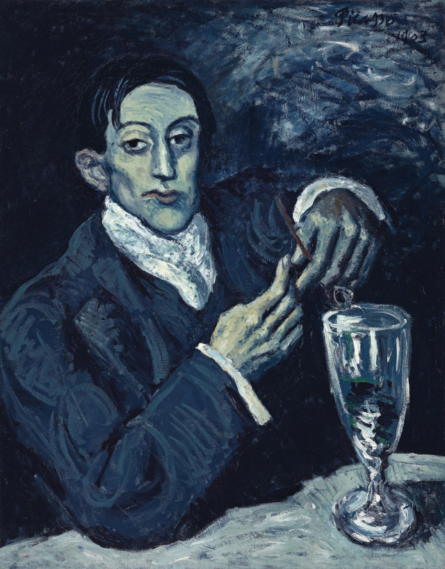"Pablo Picasso - ""Portretul lui Angel Fernández de Soto"", 51.586.000 de dolari"