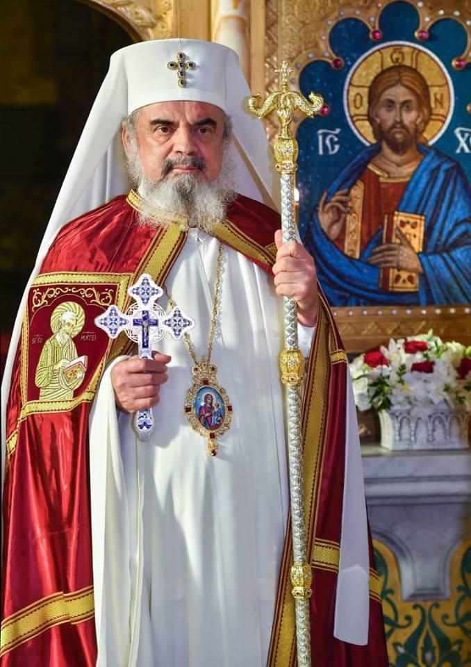 Patriarhul Daniel a votat la referendumul pentru familia traditionala