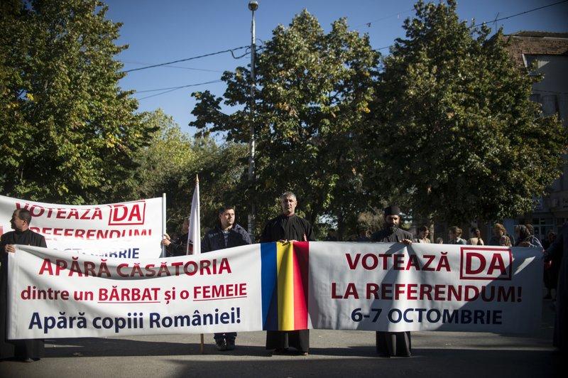 Presa străina a comentat referendumul din romania