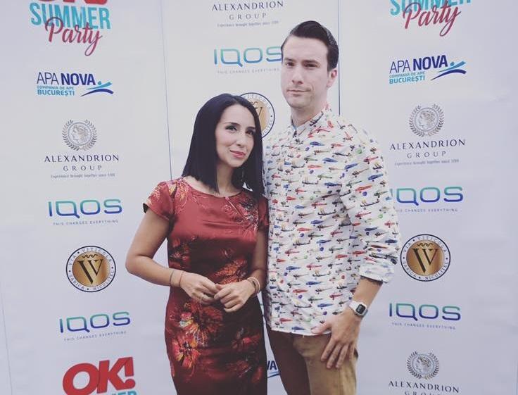Emma Zeicescu și Claudiu Popa au fost surprinși având droguri asupra lor, în timpul unui festival, la Buftea
