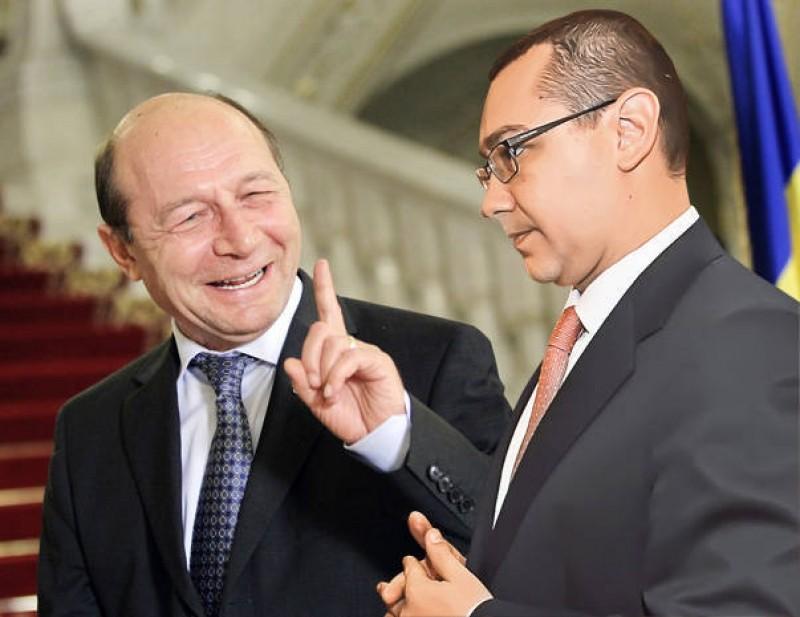 Ponta a reactionat la aflarea rezultatelor referendumului