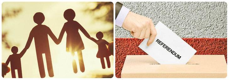 Referendumul pentru familia tradițională poate modifica însăși Constituția României, artocolul 48, aliniatul 1