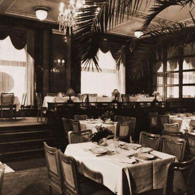Restaurantul în care și-au ținut petrecerea de după cununie Borcea și Pelinel,  Gundel, Budapesta