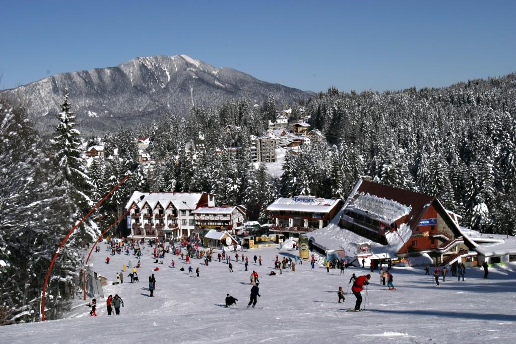 Revelion 2019 - Valea Prahovei, Predeal, pârtia de schi