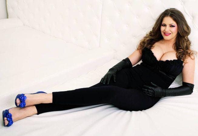 Rita Mureșan a ajuns din nou să aibă kilograme în plus, însă acest lucru nu o deranjeaza