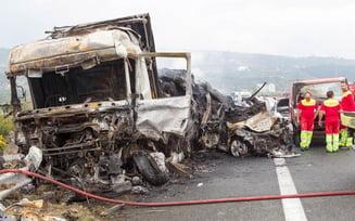 Un român a ucis 4 vieți și a rănit alte 20 în Grecia
