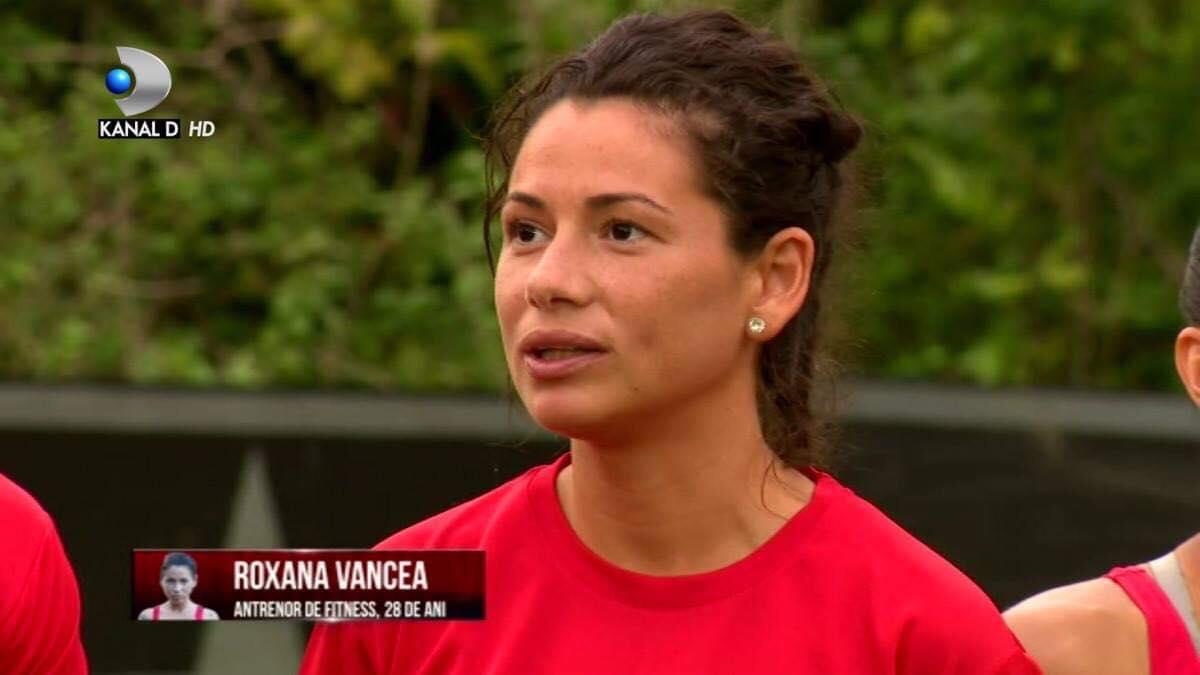 Roxana Vancea, apariții fără pic de machiaj la emisiunea sportivă