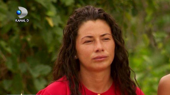 Roxana Vancea, fără machiaj la emisiunea exatlon