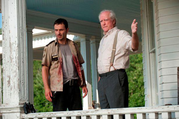 Scott Wilson a murit! Starul nu va mai vedea seria a 9-a din The Walking Dead