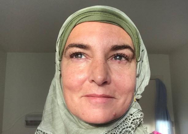 Sinead O Connor a trecut la religia islamica