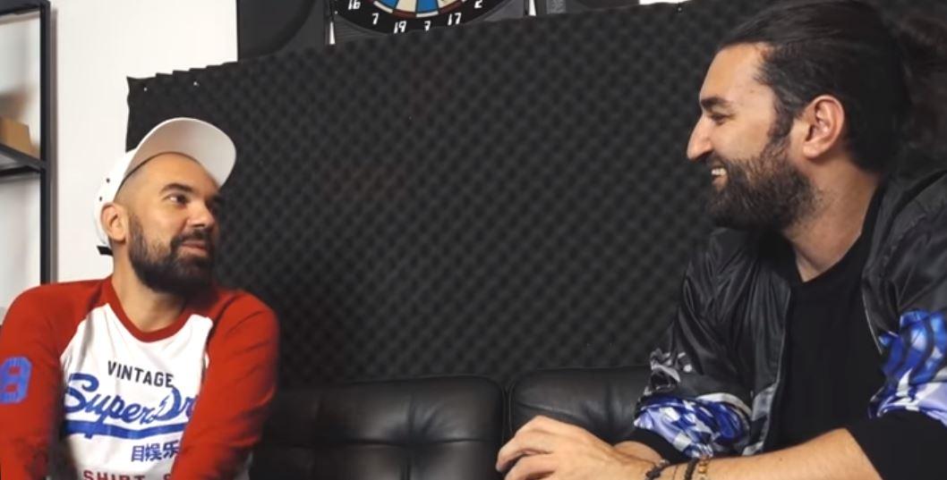 Cântărețul Smiley îmrepună cu Teo, discutând despre industria stand-up și copilărie