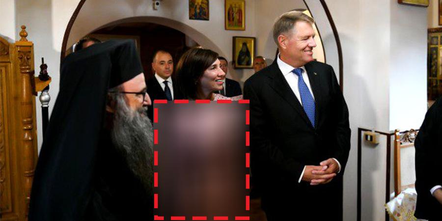 Carmen Iohannis, o noua gafa vestimentara? Cum a aparut la intalnirea cu preotii de la Roma! Oamenii au crezut ca nu vad bine!