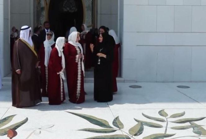 Viorica Dăncilă, întâlniri cu vicepreședintele și prim-ministrul Emiratelor Arabe Unite, Mohammed bin Rashid Al Maktoum