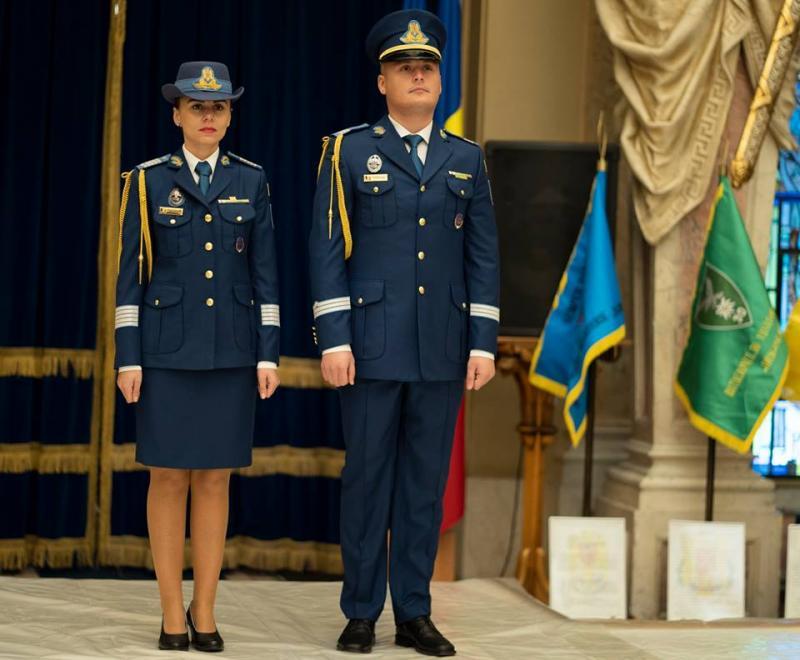 propuneri noi uniforme militari romani